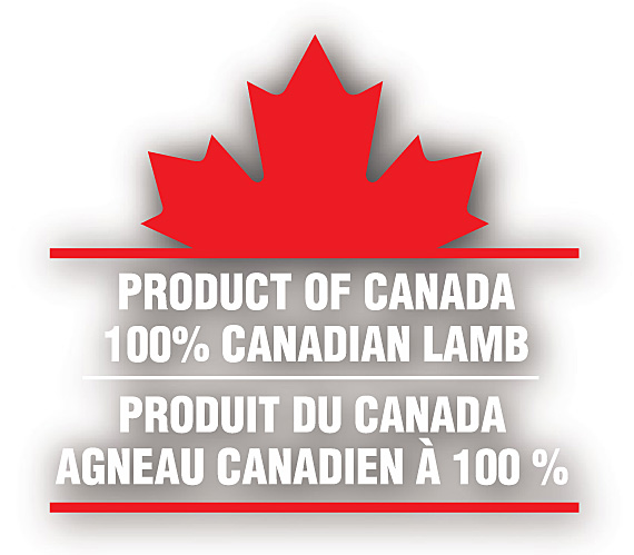 Fresh Canadian Lamb